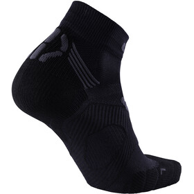 UYN Run Super Fast Socks Men Black/Anthracite